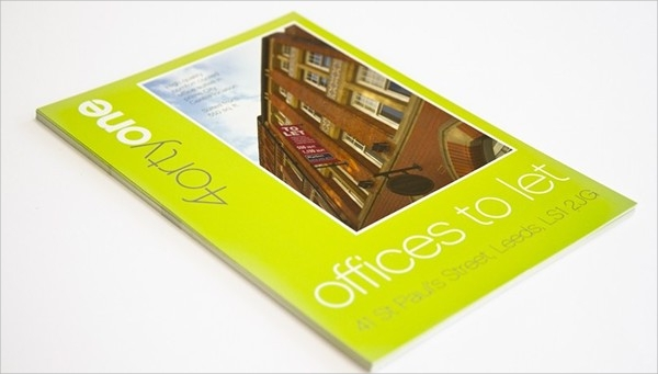 commercial property brochure