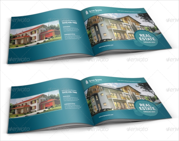 property agency brochure