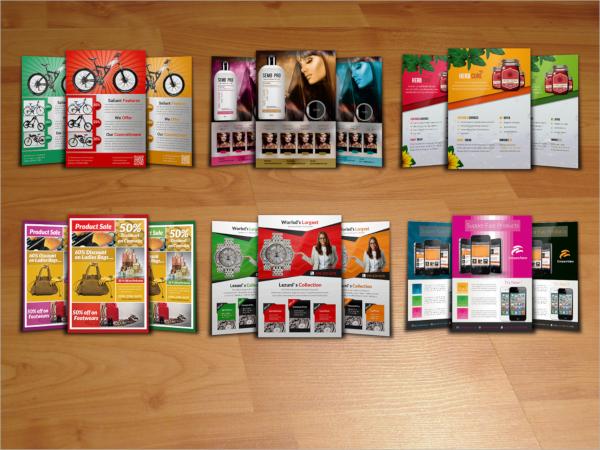 product flyer bundle