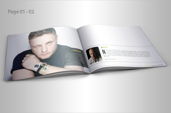business product brochure