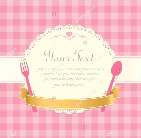 FREE 19+ Lunch Invitation Templates In PSD