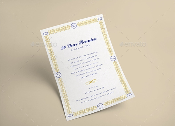 Formal Wedding Invitation Templates: 19+ Formal Invitations