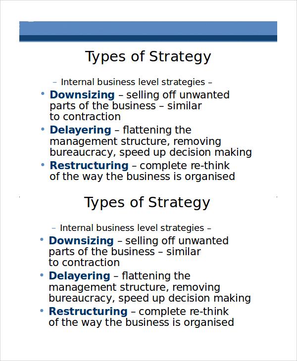 8 sample business presentations sample templates