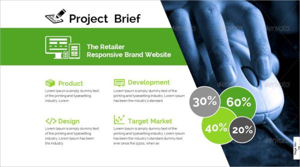 web design development project presentation