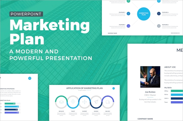 11+ Marketing Presentations | Sample Templates
