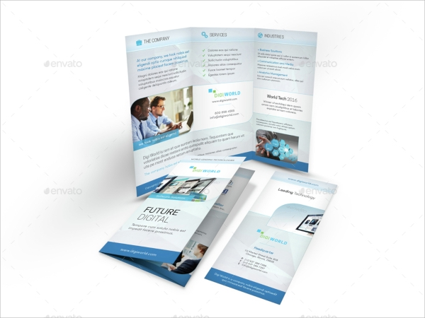 13 Software Brochures Sample Templates