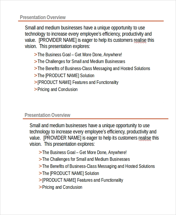 sample sales presentation 7 documents in ppt