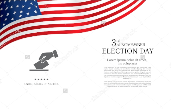 election day brochure