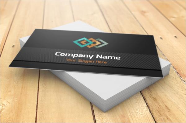 company visiting card