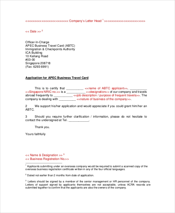 Personal Letterhead Sample - 5+ Documents in PDF