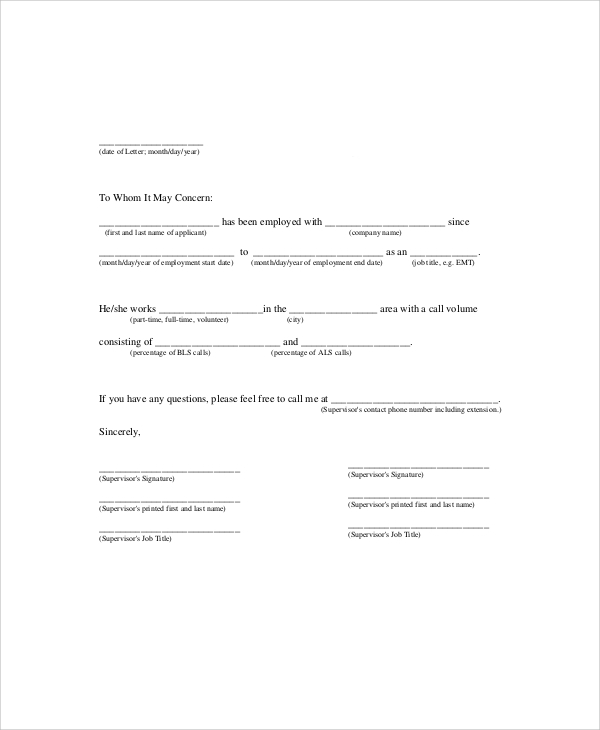Sample Official Letterhead 7 Documents In PDF Word – Official Letterhead