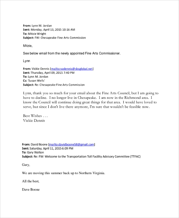 Resignation Letter Template | | Jvwithmenow.com