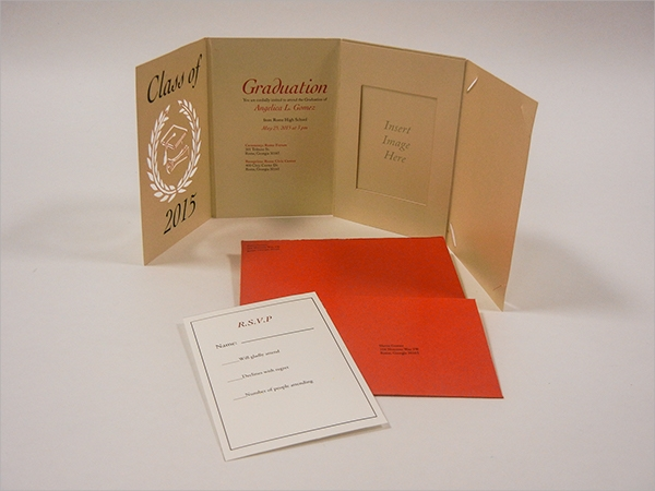 free graduation invitation template