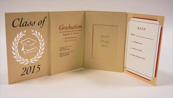 20 sample graduation invitations psd vector eps