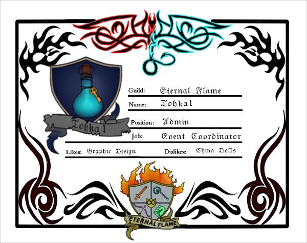 simple membership card1