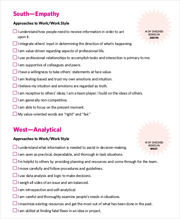 leadership styles assessment free Leadership quizzes and self-assessments these leadership assessment tools will help you to identify areas in which you naturally shine, and areas that you could possibly strengthen how good are you at working out which is the best style of leadership to use.