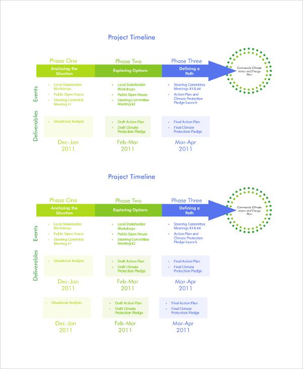 sample project timeline1