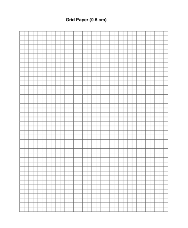 Graph Paper Worksheets - Karibunicollies