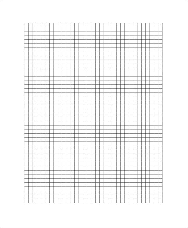 sample printable graph paper