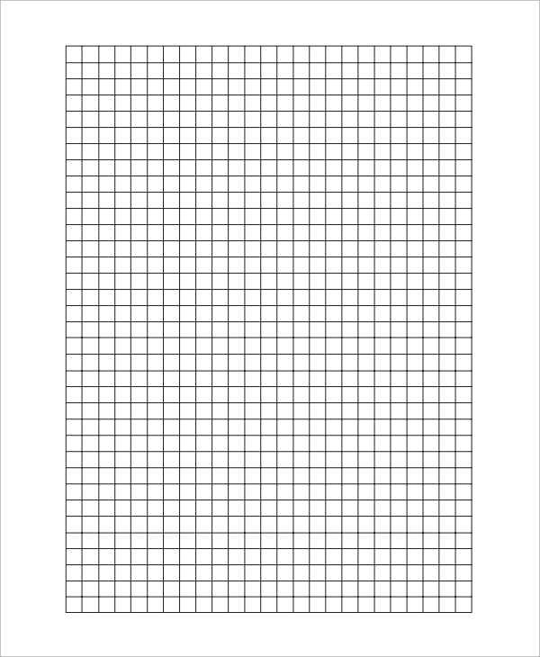 Sample Graph Paper 7 Documents In Pdf Word Excel