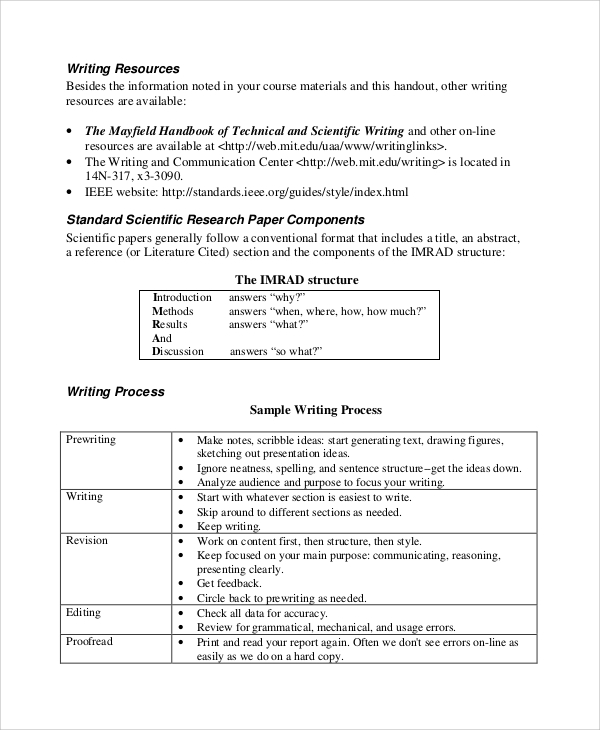 scientific research paper sample1