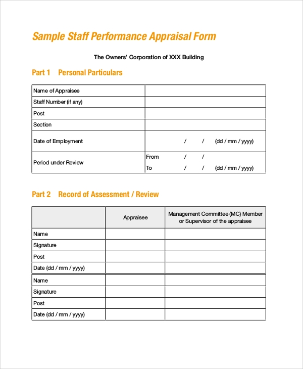 Sample form 18 documents in pdf 19 sample forms altavistaventures Gallery