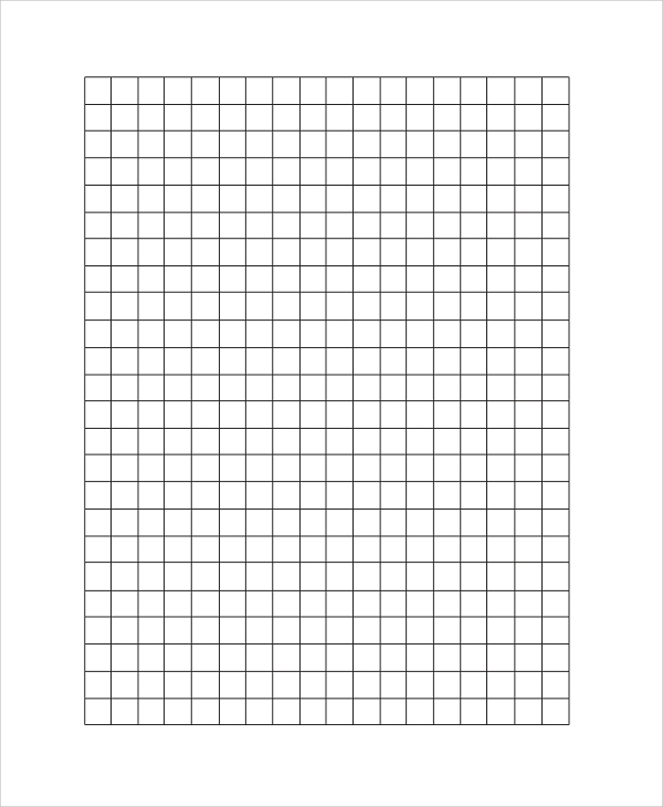 printable centimeter graph paper