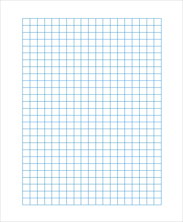 printable blank graph paper
