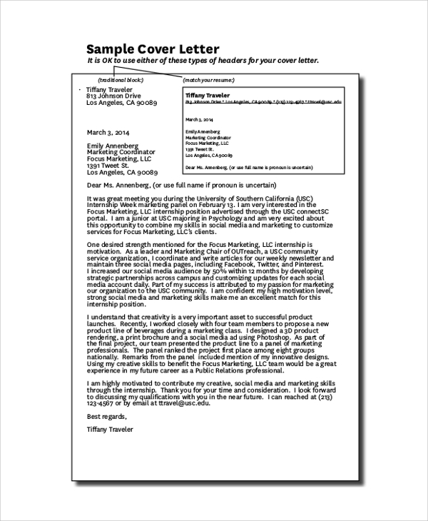 example cover letter for resume2
