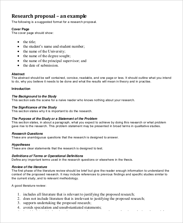 10 page research paper example How to craft a research paper outline  but even if you reach the word or page requirement, your paper would probably lack any  check out these example research.