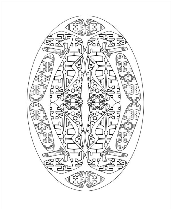printable coloring page designs for adult