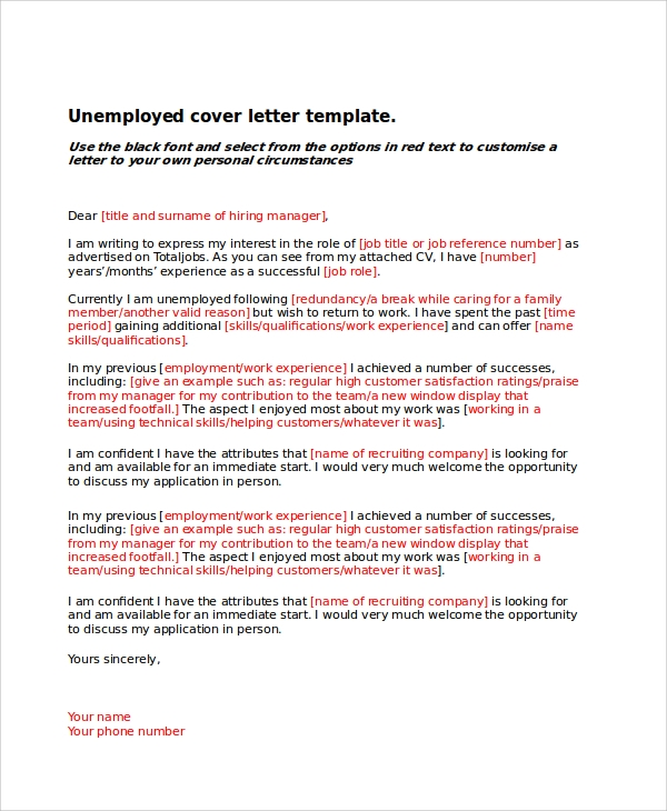 Sane Nurse Cover Letter | Sample Cover Letter For Resume 8 Examples In Word Pdf