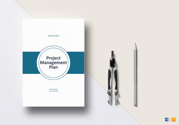 project management plan template