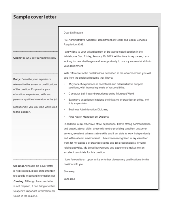 Sample Letter of Employment - 9+ Examples in PDF, Word