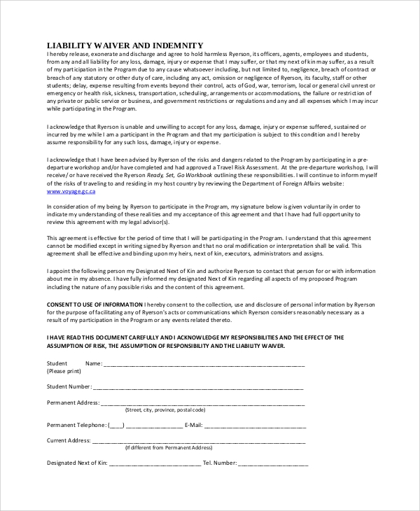 doc 7201024 general liability waiver form general