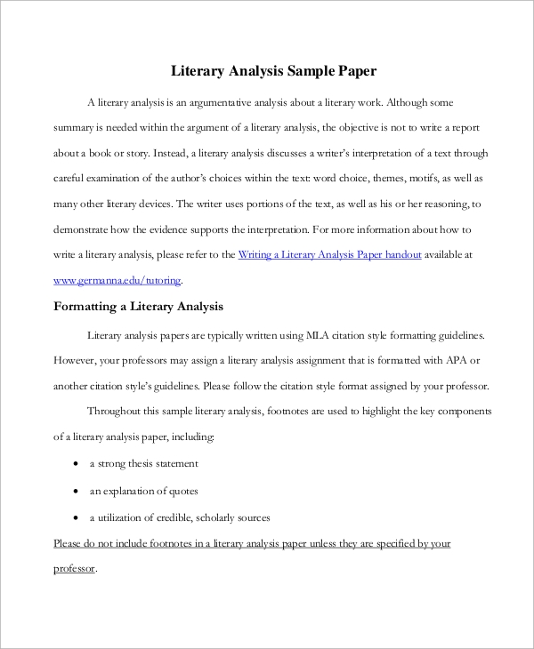 Mla Sample Papers. Mla Sample Paper: Text - Writingintheie Info