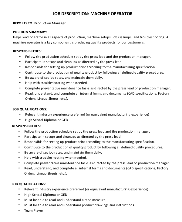 Bon Economic Development Planner Job Description Media Planner Job Description