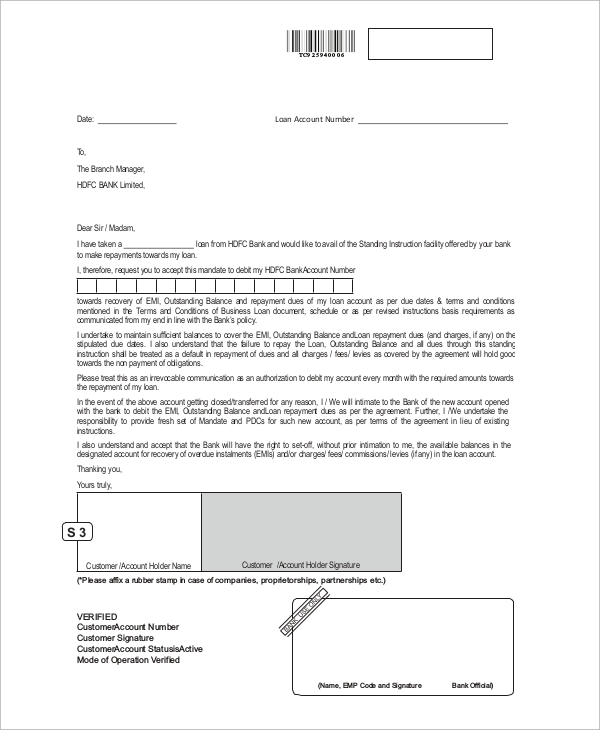 Sample Loan Agreement Form   Examples In Word Pdf