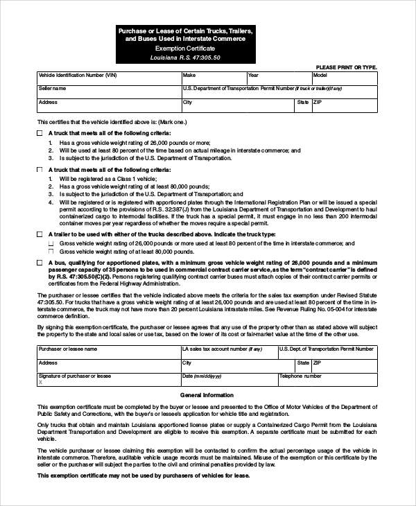 Commercial Truck Lease Agreement Free Indiana Commercial Lease
