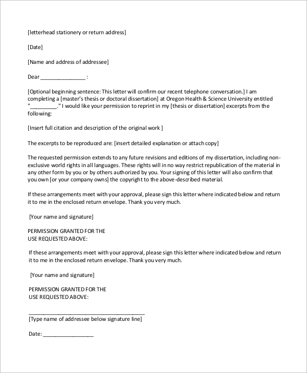 Sample Requisition Letter - 8+ Examples In Word, Pdf