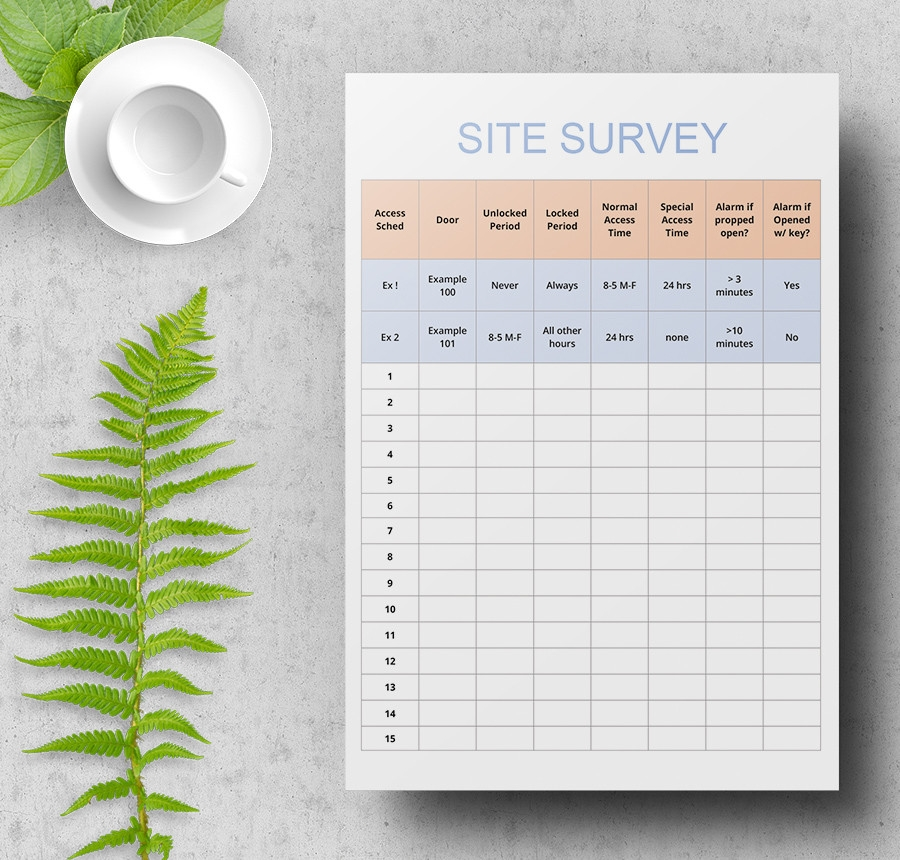 7+ Free Survey Samples - (Employee, Student, Product)