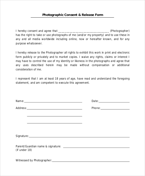 Property Release Form. Form The Most Important Legal And Business