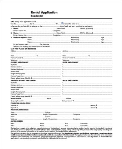 residential rental application1