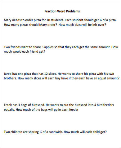 Ratios Word Problems