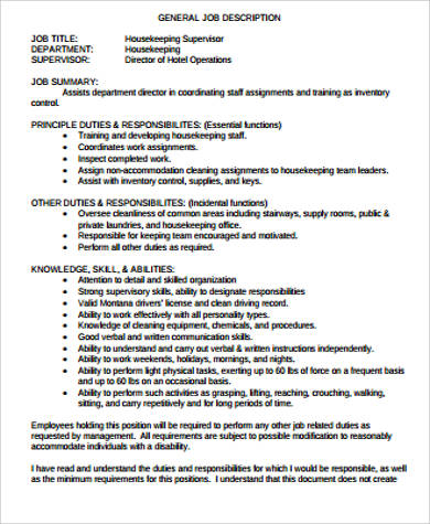Free 11 Supervisor Resume Samples In Ms Word Pdf