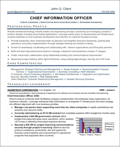sample security officer resume 8 examples in word pdf