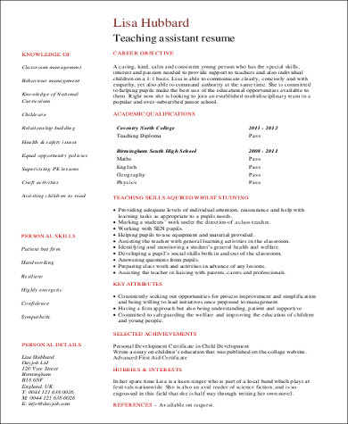 first job student resume1