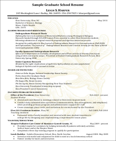 Cover Letter Examples For Recent College Graduates from images.sampletemplates.com