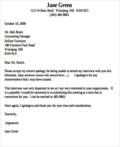 Amazing Formal Apology Letter Example Pictures - Best Resume