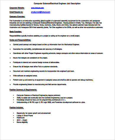 Sales Assistant Job Description Sample U2013 Resumeextra.com The World Searches  For A Civil Engineer, The Architect That Dreams Are Made Up Of.